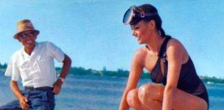 Джеймс Бонд на Багамах — 1965