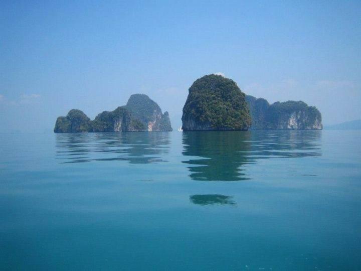 krabi 2 - Курорт Краби в Тайланде - это шикарные пейзажи, море и множество развлечений