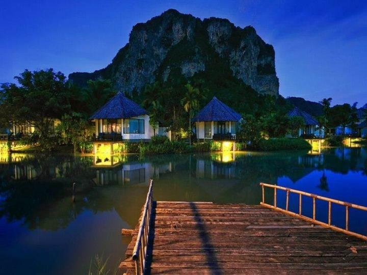 krabi 3 - Курорт Краби в Тайланде - это шикарные пейзажи, море и множество развлечений