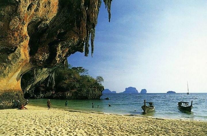 krabi - Курорт Краби в Тайланде - это шикарные пейзажи, море и множество развлечений