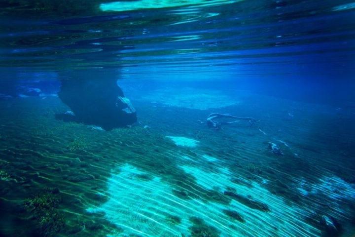 lake6 - Вы никогда не поверите, почему в этом озере запрещено купаться!