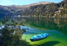 Вы никогда не поверите, почему в этом озере запрещено купаться!