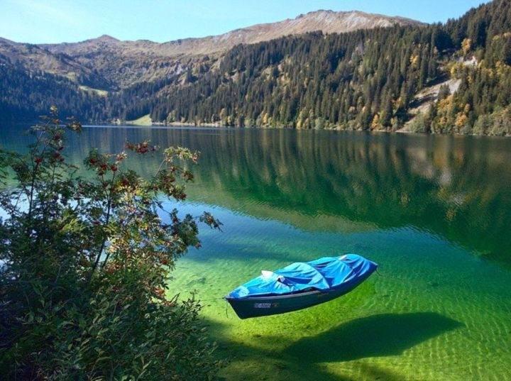 в этом озере нельзя купаться - Вы никогда не поверите, почему в этом озере запрещено купаться!