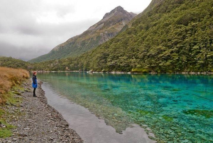 lake - Вы никогда не поверите, почему в этом озере запрещено купаться!