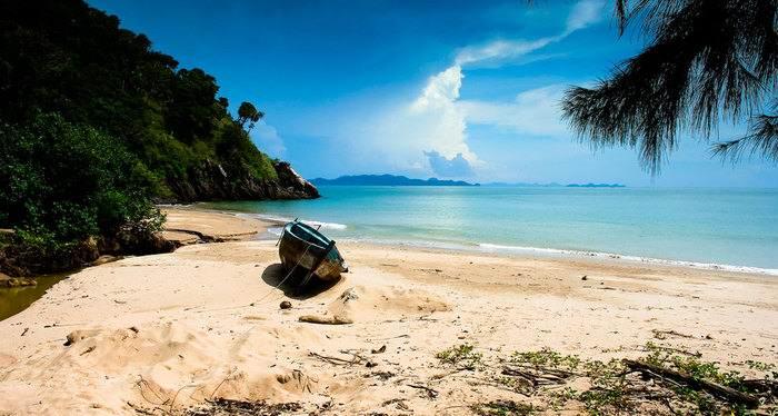 Остров Ланта – большие пустынные пляжи, неспешный отдых - Остров Ланта – большие пустынные пляжи, неспешный отдых