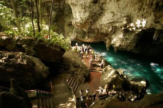 пещеры в Доминикане - Что делать в Доминикане - интересные места, серфинг и другие развлечения