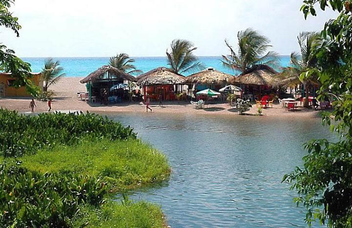 los patos barahona - Ещё несколько отличных пляжей Доминиканы в Плайя Дорада