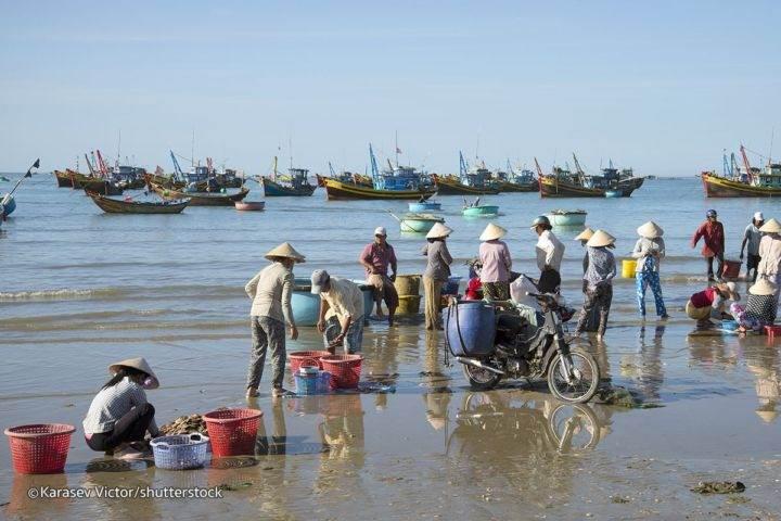 Рыбацкая деревня Муйне - Пляжи Фантьета и другие достопримечательности