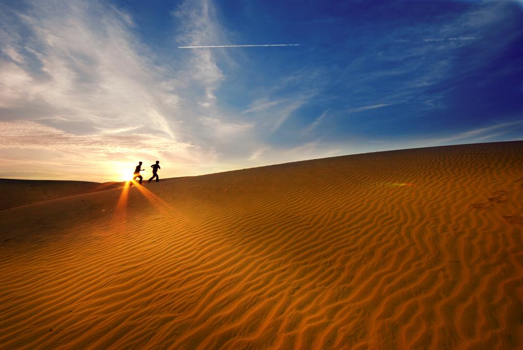 песчаные дюны Файтьет-Муйне