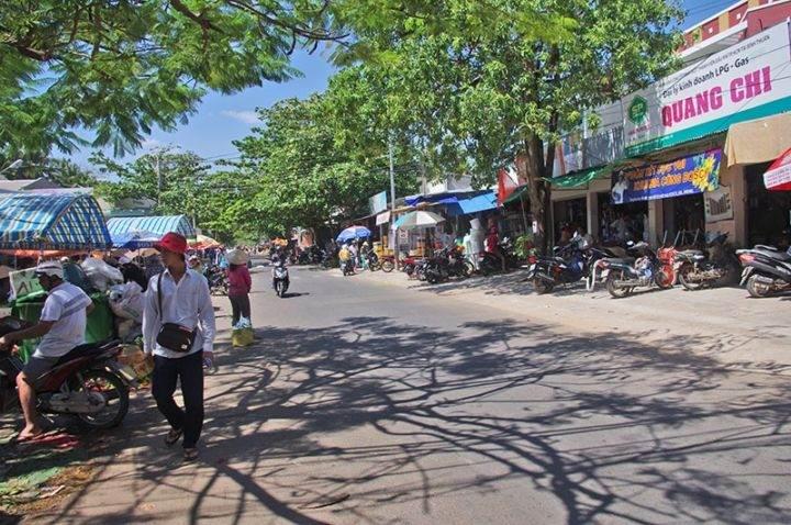 улица в Фантьет Муйне - Вьетнамский курорт Фантьет - стоит ли туда ехать отдыхать?