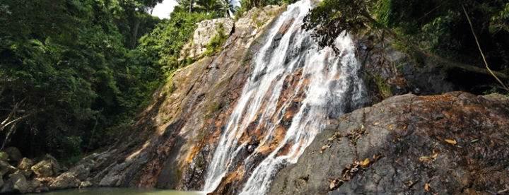 na-muang-waterfall - Обзор достопримечательностей острова Самуи