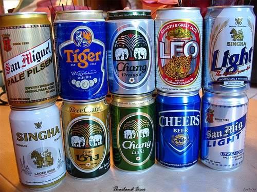 Напитки в Тайланде - что пить? - Напитки в Тайланде - что пить?