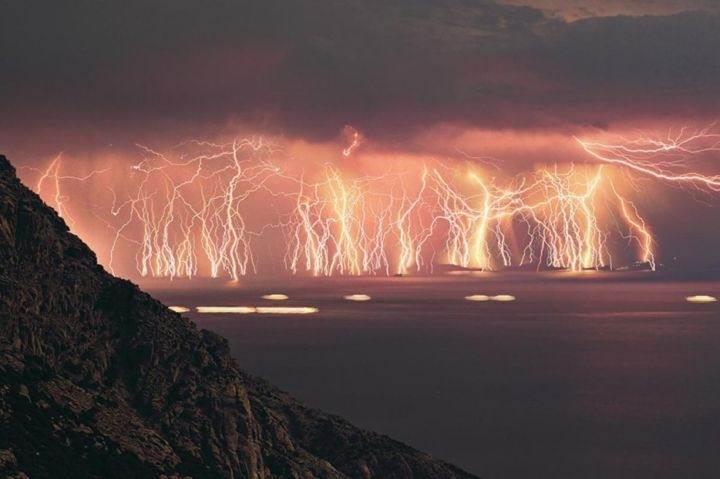 Вечная буря в Венесуэле - 39 удивительных и сумасшедших фотографий природных явлений - часть 1
