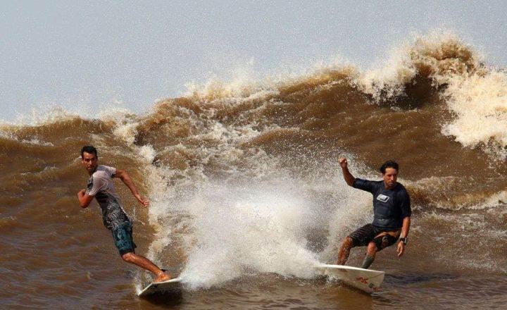 Бесконечная волна - 39 удивительных и сумасшедших фотографий природных явлений - часть 1