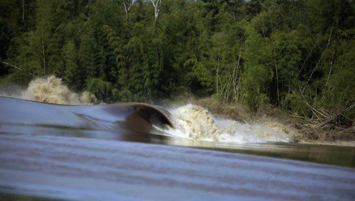 самая длинная волна - 39 удивительных и сумасшедших фотографий природных явлений - часть 1