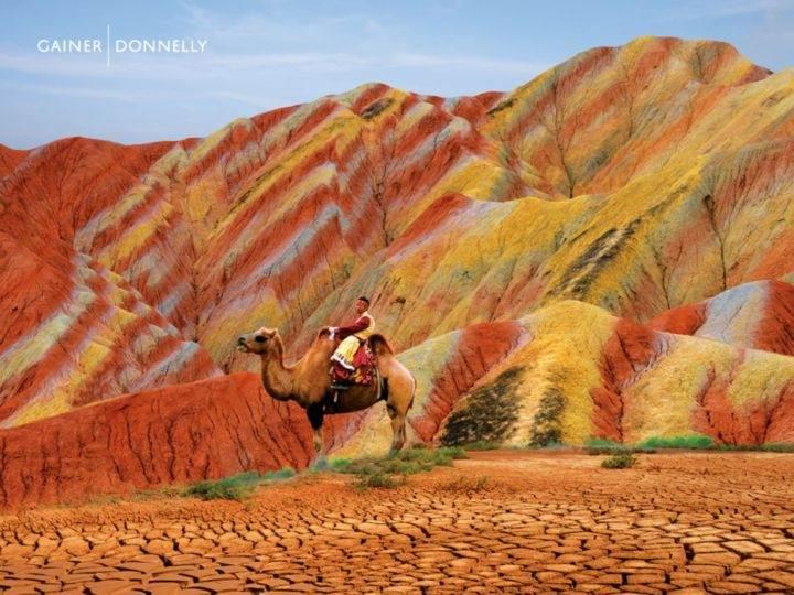 Цверные скалы китай - 39 удивительных и сумасшедших фотографий природных явлений - часть 1