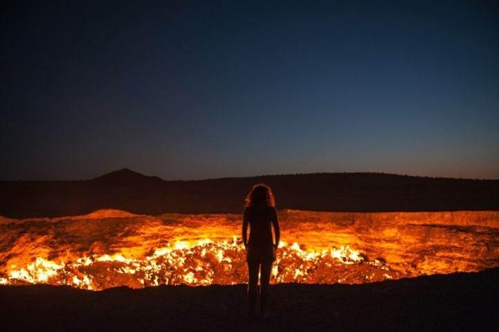 врата ада 2 - 39 удивительных и сумасшедших фотографий природных явлений - часть 1