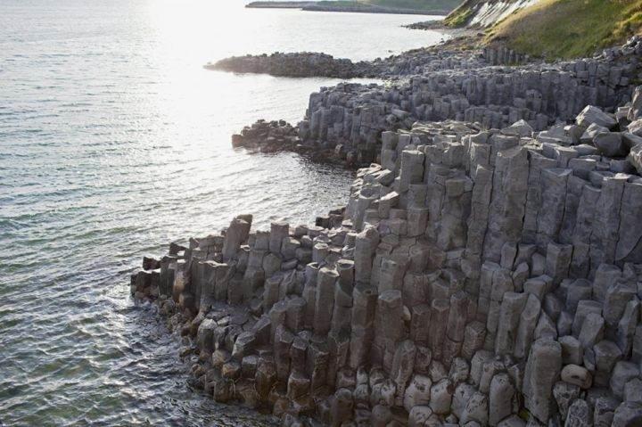 базальтовые колонны - 39 удивительных и сумасшедших фотографий природных явлений - часть 1