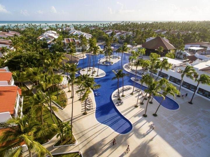 occidental punta cana отдых с детьми - Обзор отелей Доминиканы для отдыха с детьми