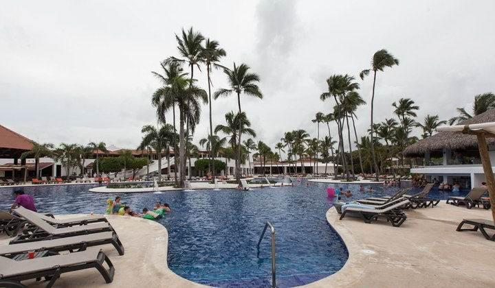 occidental punta cana детский бассейн - Обзор отелей Доминиканы для отдыха с детьми