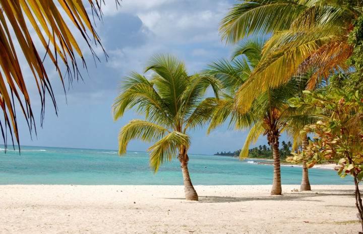 Саона — пляж Баунти