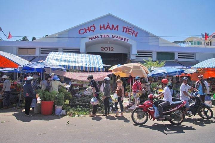 рынок в Муйне - Вьетнамский курорт Фантьет - стоит ли туда ехать отдыхать?