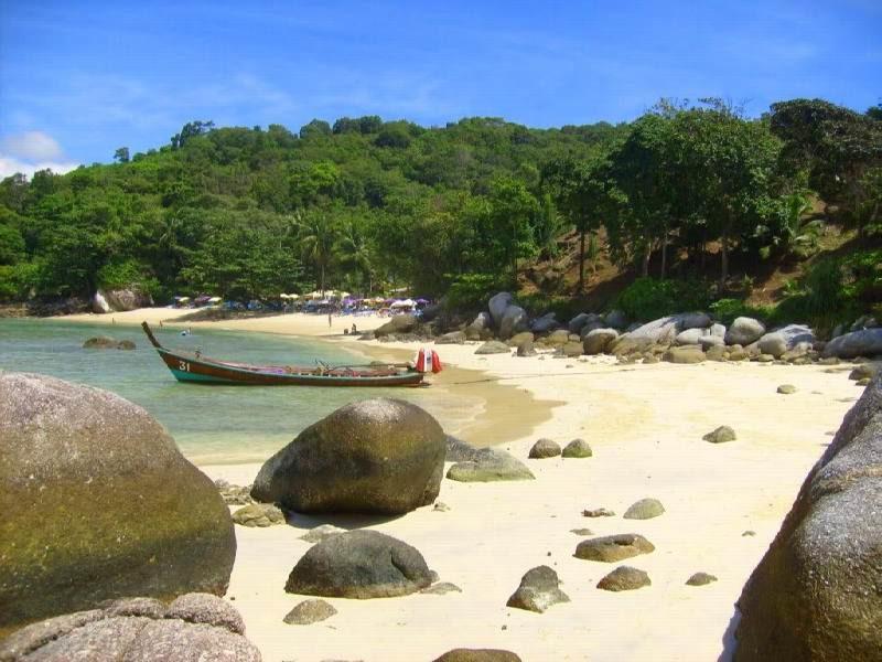 Пляжи Пхукета - представляем Paradise Beach и другие отличные места