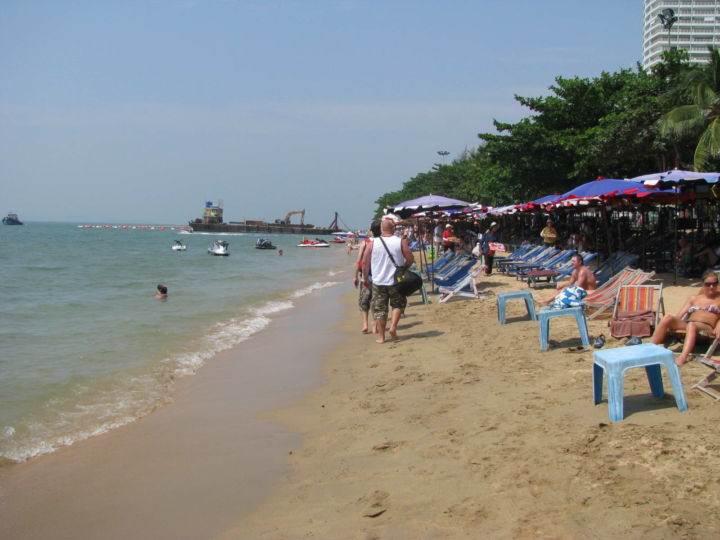 pattaja jomtien Джомтьен пляж Паттайя - Есть ли в Паттайе действительно хорошие пляжи?