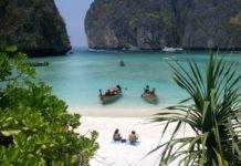 Остров Пхи Пхи, Краби, Южный Таиланд, Тайланд