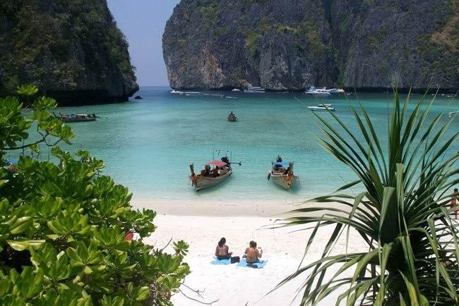 Острова Пхи-Пхи - какой пляж лучше?