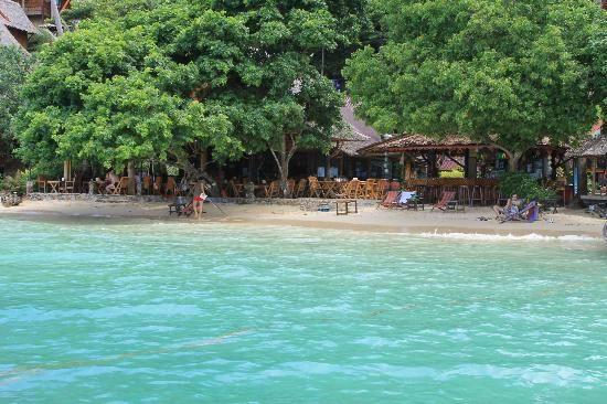 Пляж Пак Нам Релакс Бич, Koh Phi Phi Island, Краби, Южный Таиланд