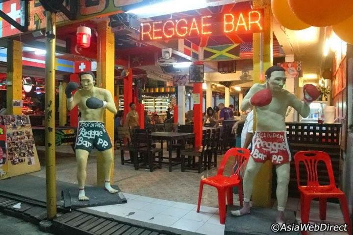 phiphi-reggae-bar - Что вы будете делать, попав в тропический рай на островах Пхи-Пхи?