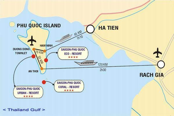 Откройте для себя остров Фукуок - настоящую жемчужину Вьетнама - Откройте для себя остров Фукуок - настоящую жемчужину Вьетнама