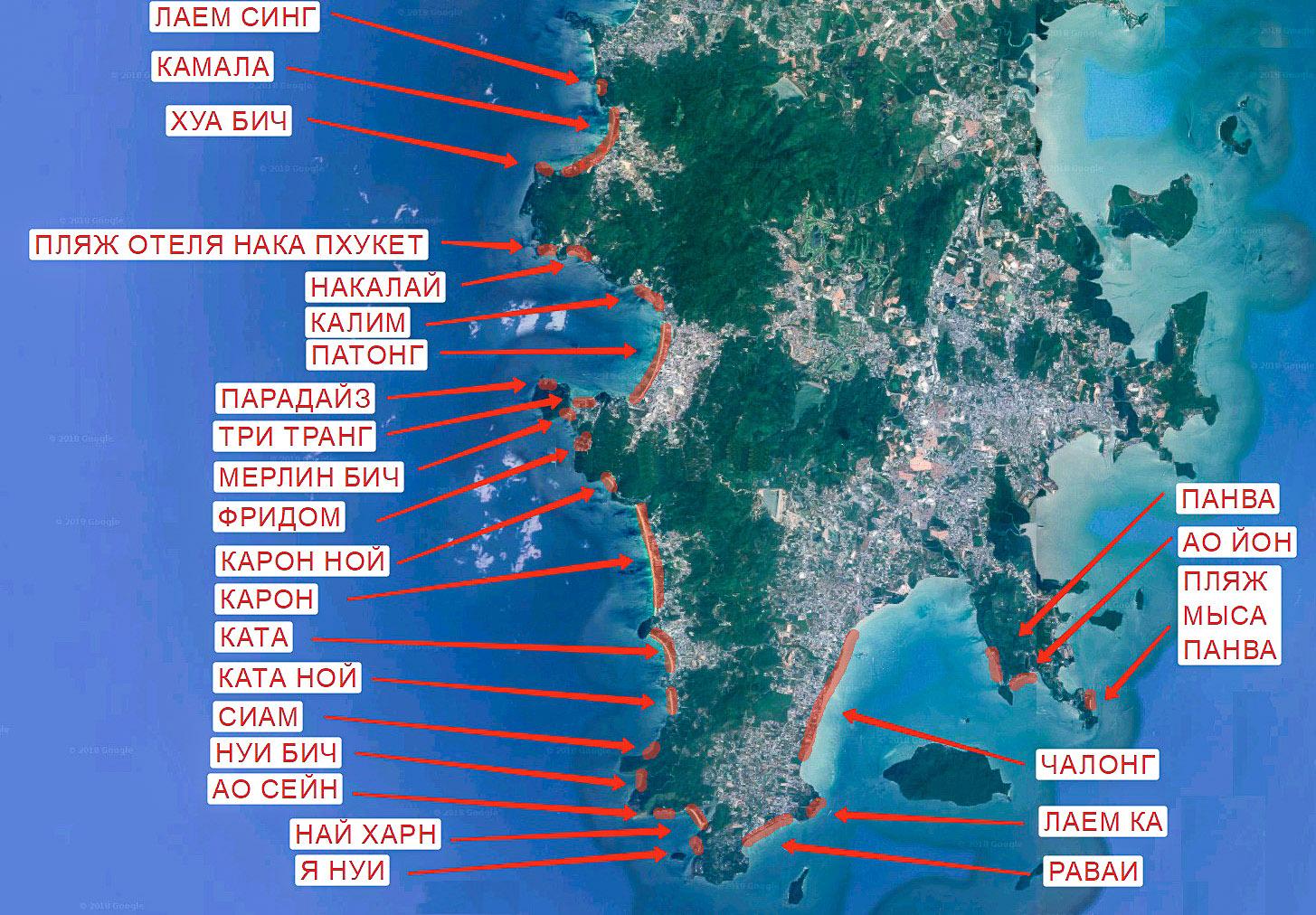 phuket-beach-map