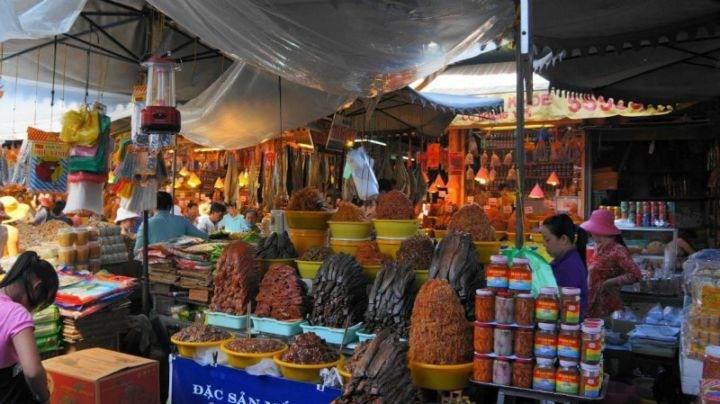 рынок фукуок - Достопримечательности и экскурсии на острове Фукуок