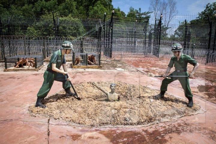 phu quoc prison - Достопримечательности и экскурсии на острове Фукуок