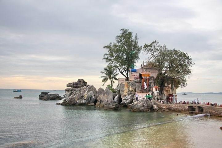 храм Кау на скале - Достопримечательности и экскурсии на острове Фукуок