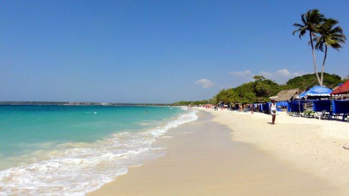 playa blanca - Десятка лучших пляжей Пунта-Кана