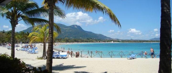 playa dorada пляж - Пуэрто-Плата и его главные курорты - Плайя Дорада, Сосуа и Кабарете