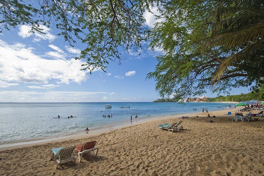 Playa Sosua - главный пляж курорта