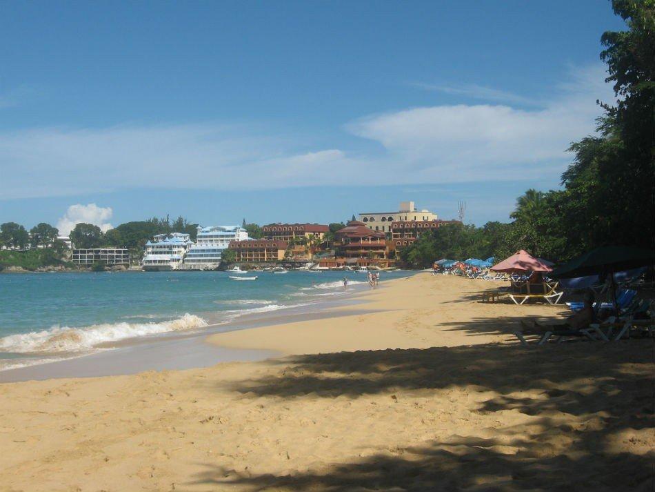 Вид на Playa Sosua