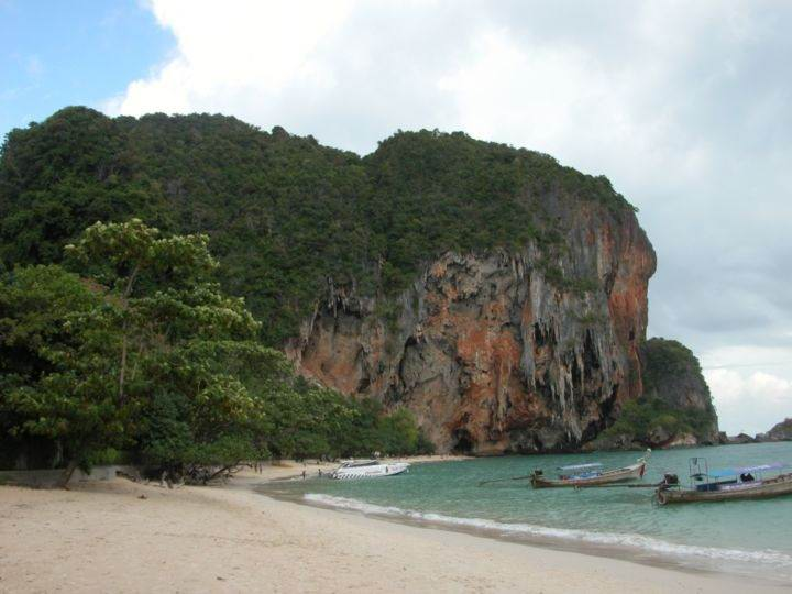 краби тайланд скалолазание - Путеводитель по развлечениям в Краби в Тайланде
