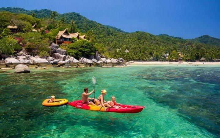 изумительное море ко тао - Лучшие пляжи и бухты острова Ко Тао - Сайри Бич и Чалок