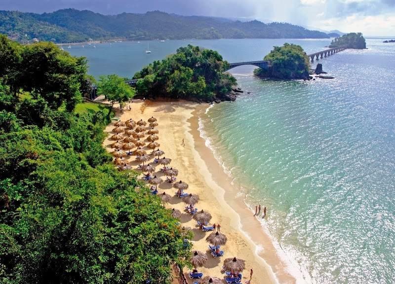 Полуостров Самана - пляжи, экскурсии и лучшие места