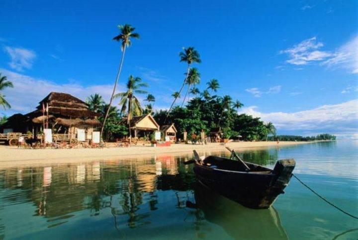 Остров Самуи samui -