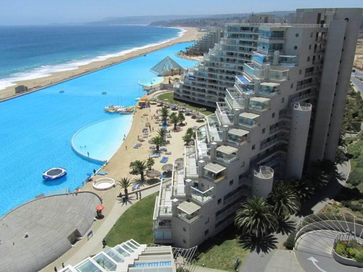san-alfonso-del-mar бассейн - Самый большой в мире бассейн: океан у океана