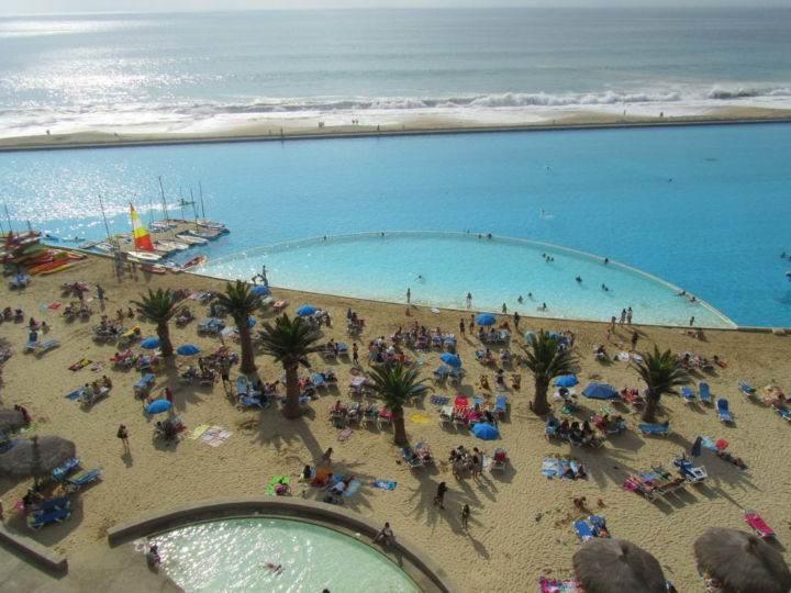 san-alfonso-del-mar самый большой в мире бассейн - Самый большой в мире бассейн: океан у океана