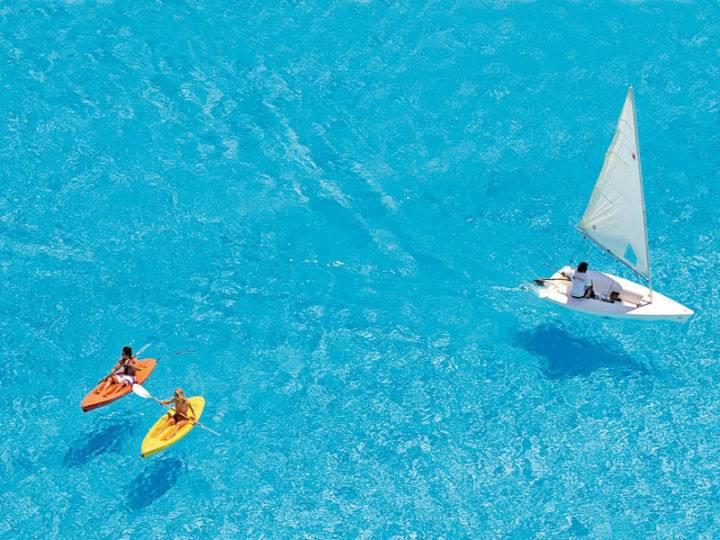 самыйбольшой бассейн san-alfonso-del-mar - Самый большой в мире бассейн: океан у океана
