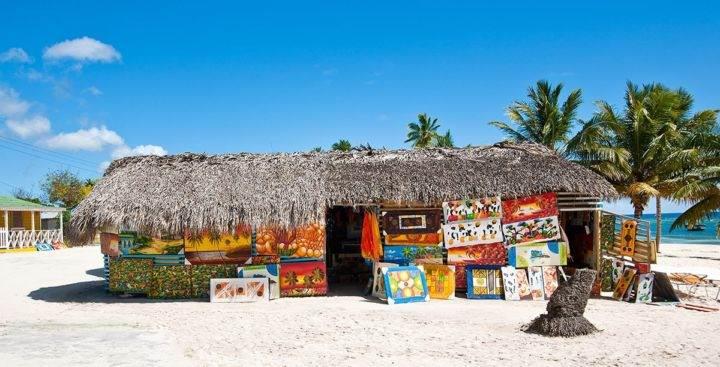 саона доминикана - Экскурсия на остров Саона - красивейшее место Доминиканы