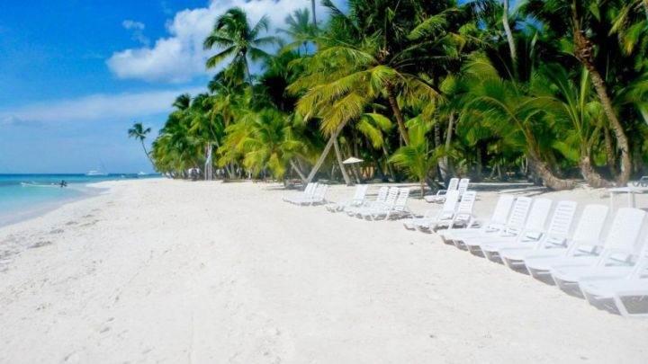 пляж Саона - Экскурсия на остров Саона - красивейшее место Доминиканы